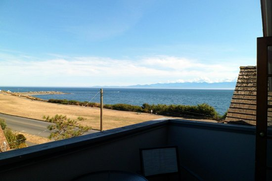 Dashwood Manor Seaside Bed and Breakfast Inn: View!