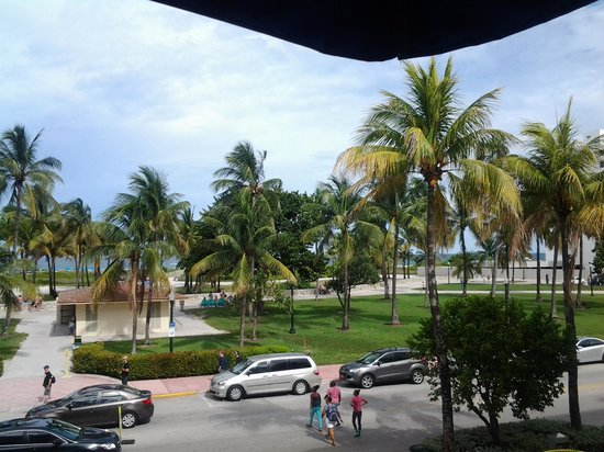 Beach Paradise Hotel : our view