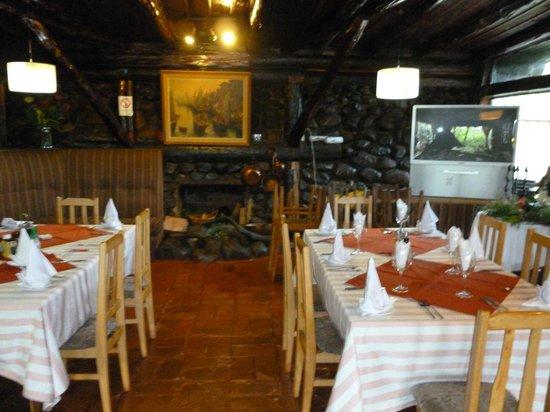 Kiel Restaurant: Interior