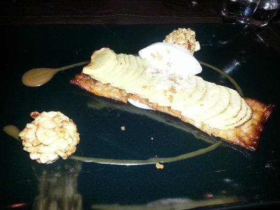 Loft 39 : Exquisita tarta de manzana