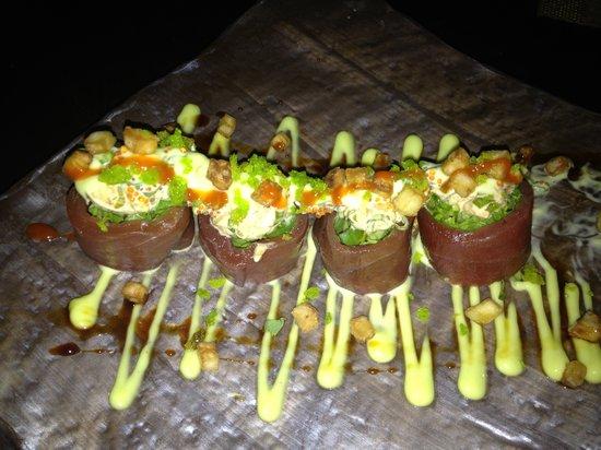 Spice Market : New maki for sushi night