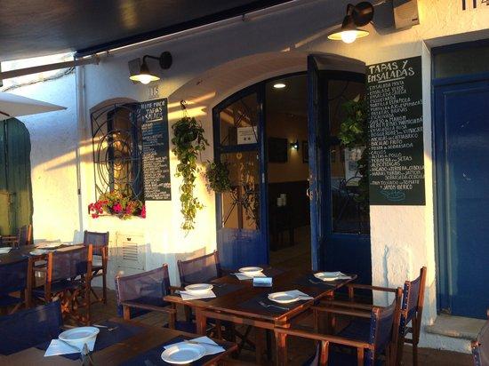 Sa Taverna d' es Port : Sa taverna