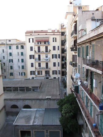 At Home Townhouse - Filiberto: view from balcony