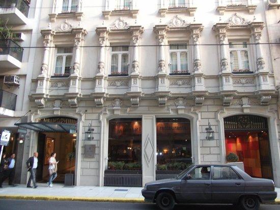 Hotel Bel Air: Fachada