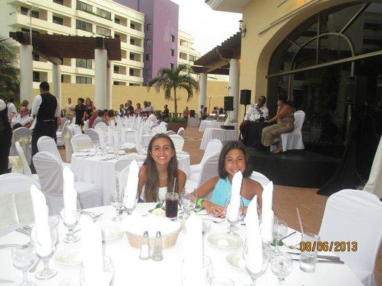 GR Solaris Cancun: Cena de Gala para socios.