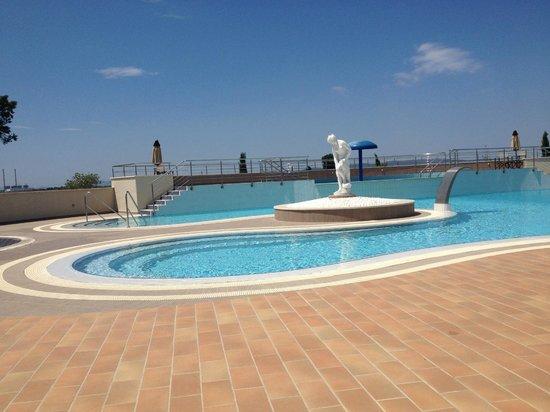 Salvapiano Holiday Ranch : La piscina
