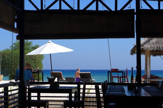 Villa Julius: plage