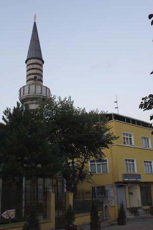 Q Apartment Istanbul: Mosque near apartment