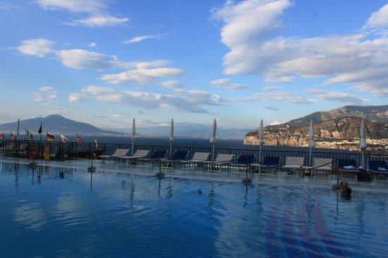 Hotel Bristol pool