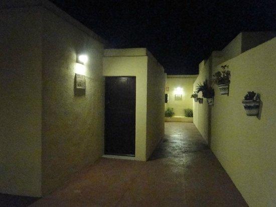 Cortijo el Sotillo: Corridoio 2