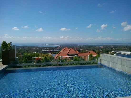 view from heaven - Picture of MaxOneHotels at Bukit Jimbaran ...