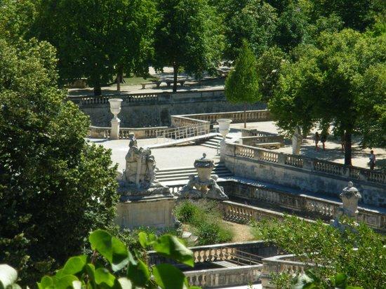 jardins de la fontaine nimes reviews of jardins de la fontaine tripadvisor. Black Bedroom Furniture Sets. Home Design Ideas