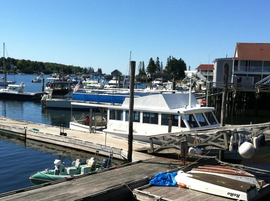 Beach Cove Waterfront Inn: Boothbay Harbor
