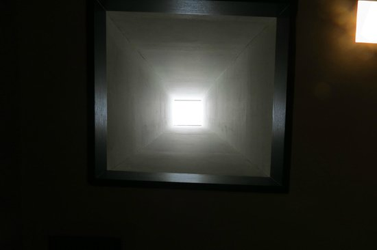 Le Peranakan Hotel: our skylight