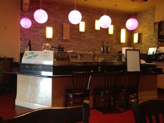 Taiyo Wei: sushi bar