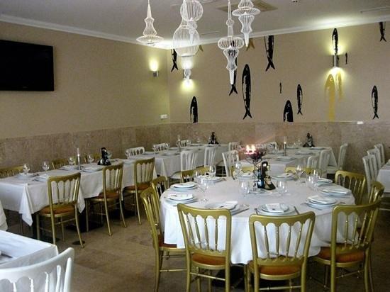 Restaurante a Sardinha: restaurant very very good! is beautifull !!!