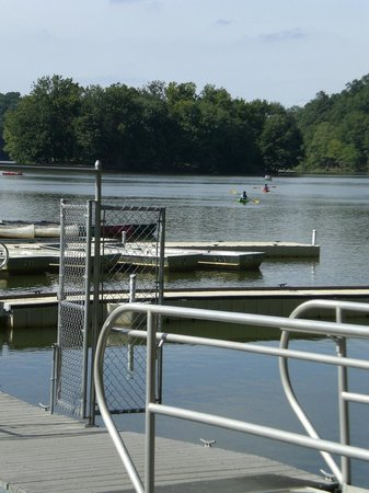 Rock Creek Regional Park : Boat Ramp and Boaters