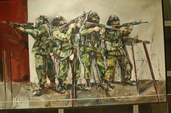 พิพิธภัณฑ์สงครามแคนาดา: Painting