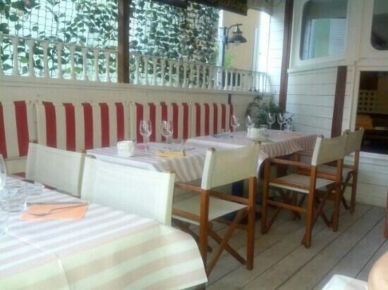 Hotel Sirena : Barcobar