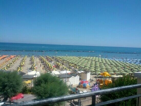 Hotel Sirena : Veduta panoramica