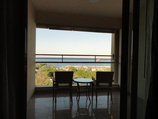 DoubleTree by Hilton Hotel Aqaba: Balcony