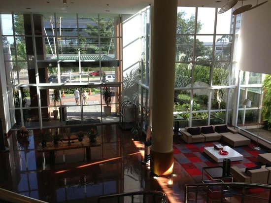 Caesar Business Manaus: Hall do hotel