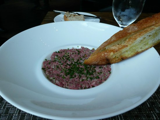 Colicchio & Sons Tap Room: Beef Tartare
