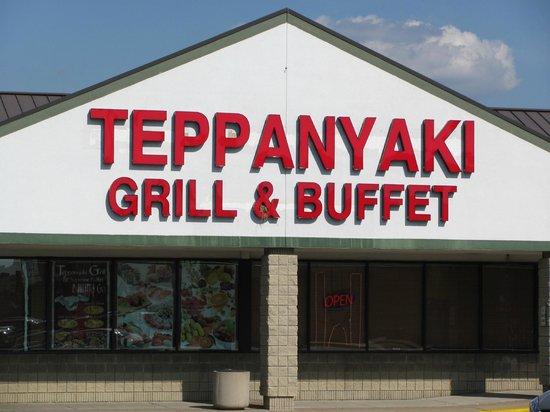 Teppanyaki grill and buffet dress code for China garden restaurant detroit mi
