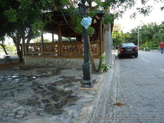 Hotel Bayahibe : Restaurante Doña Clara