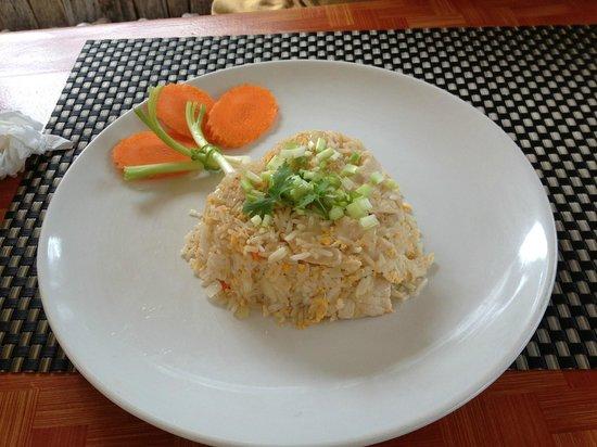 Baan Puri Restaurant: Chicken Fried Rice/Khao Pad Gai