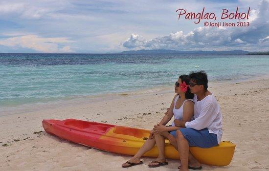 Amarela Resort: by the beach