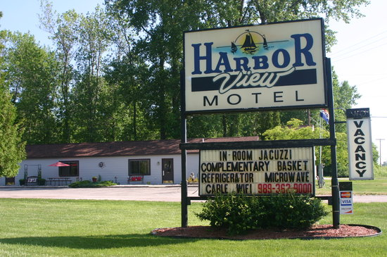 Tawas City, MI: Harborview Motel