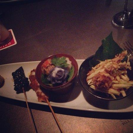 Patara Fine Thai Cuisine: Patara appetizer