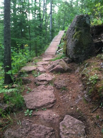 Copper Harbor Bike Trail System