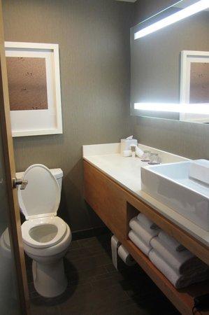 Hyatt Regency Long Beach: bathroom