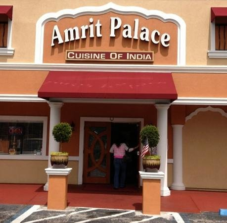 Amrit Palace Indian Restaurant: A great place to eat in Ocala, Florida!