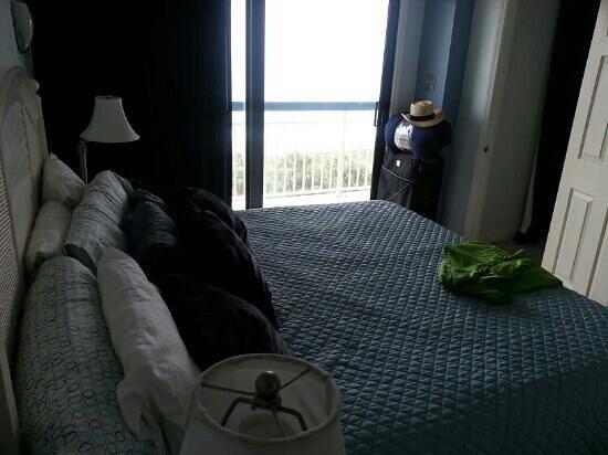 Forest Dunes Resort : Bedroom