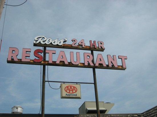 Ross Restaurant State Street