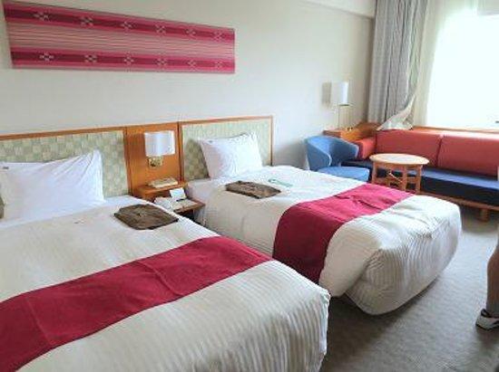 ART HOTEL Ishigakijima: ホテルの部屋