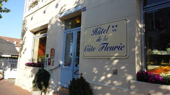 Hotel de La Cote Fleurie : Hôtel de la côte Fleurie