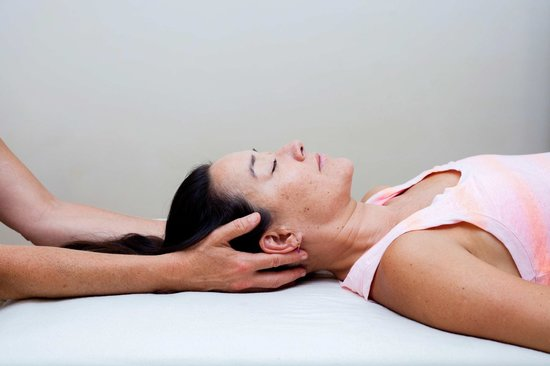 Deep Relief Peak Performance: CranioSacral Therapy balances your spine
