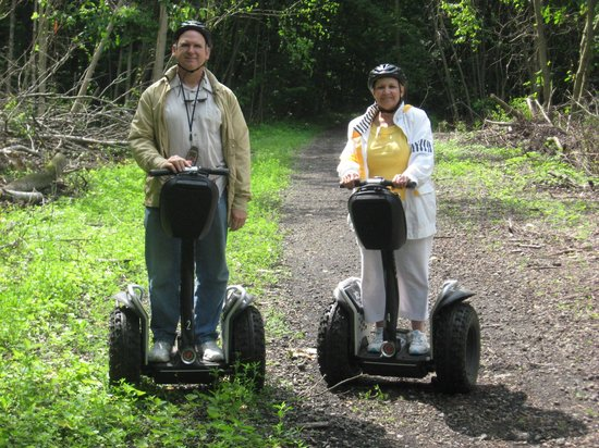 Segway of Western PA: Love at first sight!