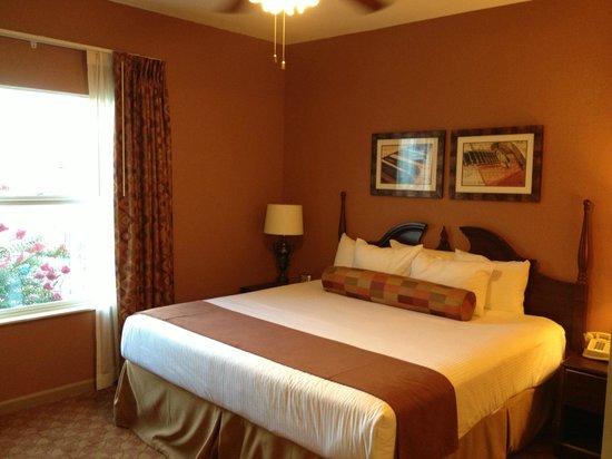 Master Bedroom Picture Of Wyndham Nashville Nashville Tripadvisor
