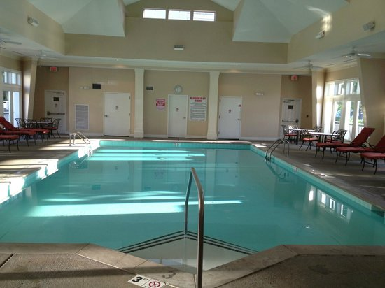 Wyndham Nashville: The Indoor Pool