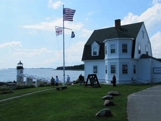 Marshall Point Lighthouse Museum: Keepers House