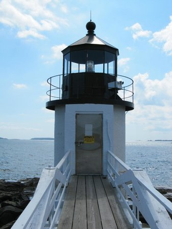 Marshall Point Lighthouse Museum: Tower