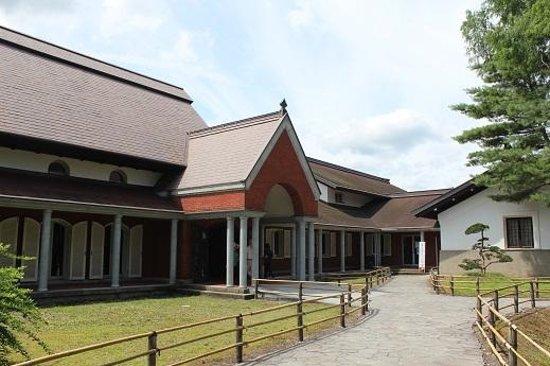 Kakunodate Birch Textile Museum: 角館樺細工伝承館