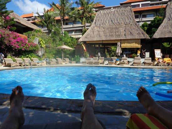 Ramayana Resort & Spa: kick'n back xxx