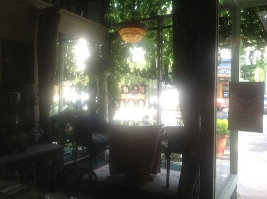 Kathleen's Tea Room: quaint and lovely