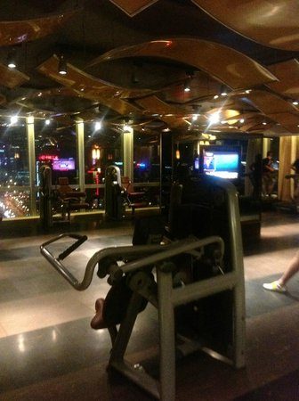 Renaissance Beijing Capital Hotel: gym